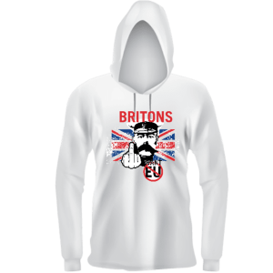 Britons Don't Want EU - Hoodie