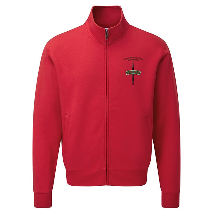 To-Live-In-Bootneck-Tees-Full-Zip-Sweatshirt-Jacket-Classic-Red