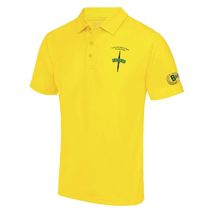 To-Live-In-Bootneck-Tees-Polo-Sun-Yellow