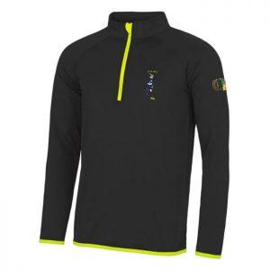 Fxxx Off - Cool ½ zip Sweatshirt