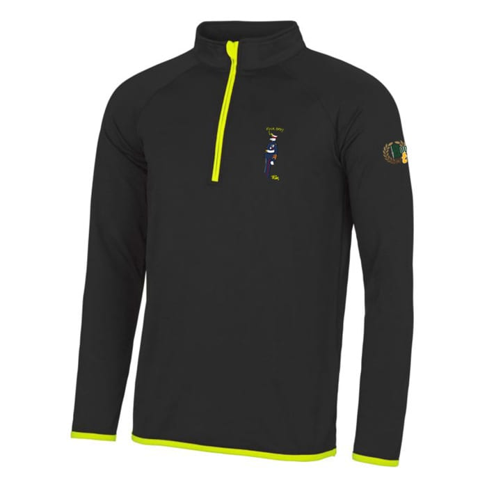 Half-Zip-F-Off-Jet-Black-Electric-Yellow