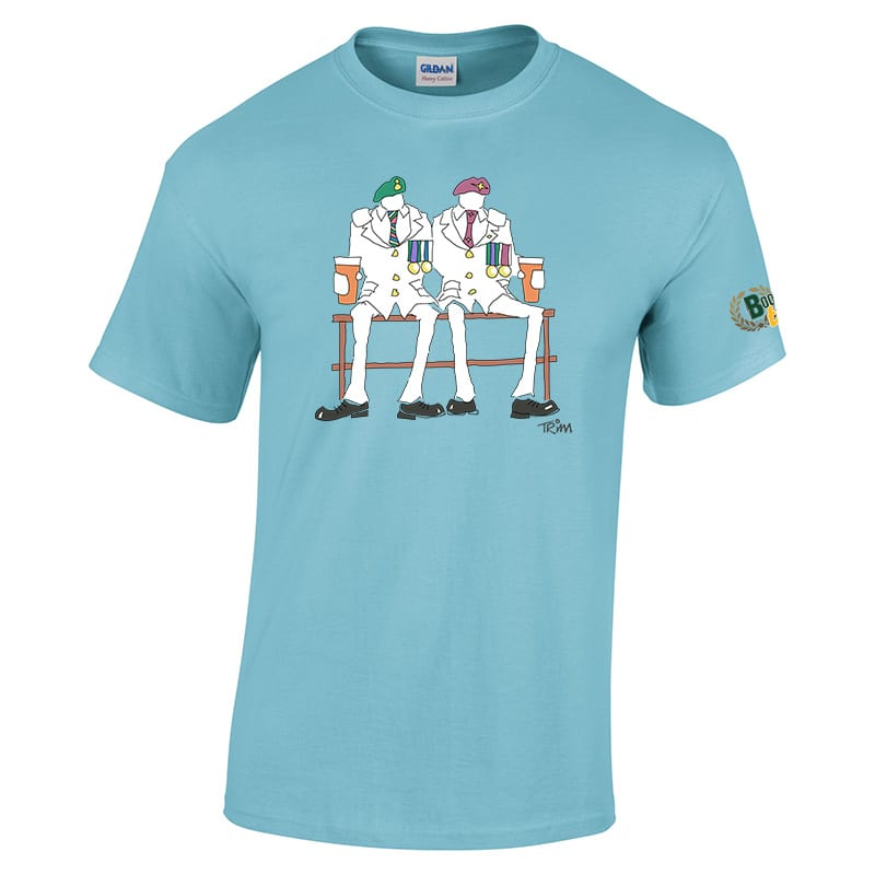 Soldier-F-Tee-Shirt-Sky-Blue